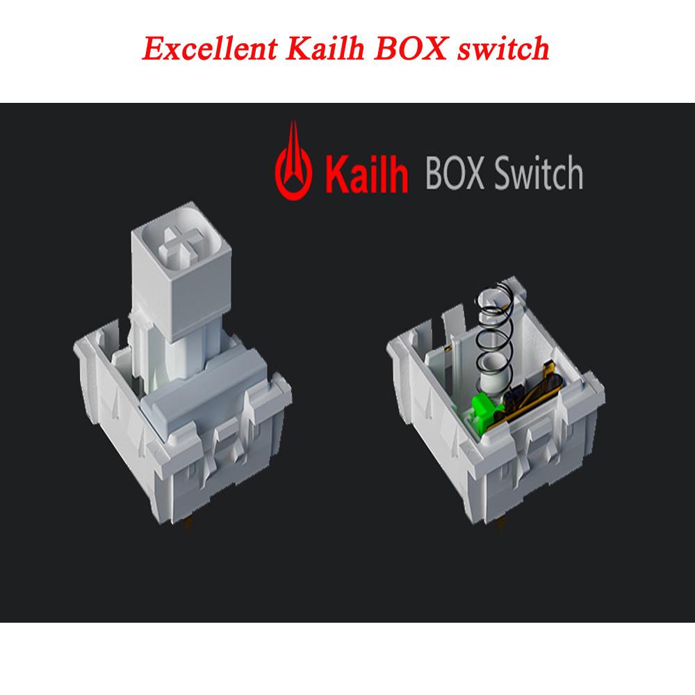 Bàn phím cơ Kaih Switch