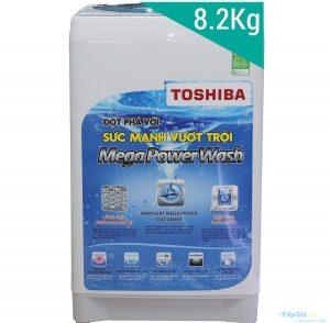 Máy giặt cửa trên Toshiba
