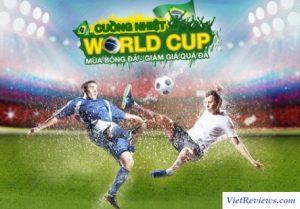 Tổng hợp khuyến mại Tivi tốt nhất cho World Cup 2018 2