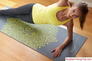 Kinh nghiệm nên mua thảm tập Yoga loại nào tốt nhất 1